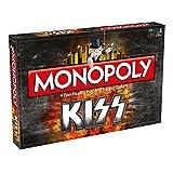 Monopoly Kiss - Immobilienhandel Brettspiel - Gene Simmons und Paul Stanley Sammelbar