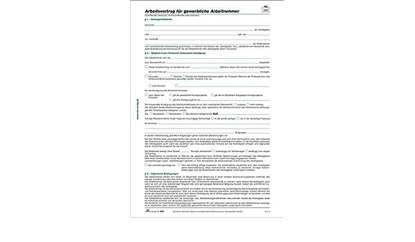 Rnk 50210 Arbeitsbestätigungen Und Dienstformulare Arbeitsvertrag