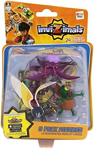 Invizimals - – Pack de 3 3 3 Mini Figurines (IMC Toys 30015) (AssortiHommes t) | Vendre Prix  04fc60