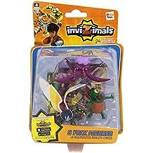 Invizimals - Pack de 3 minifiguras (IMC Toys 30015) (surtido)