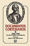 Documentos cortesianos II. 1526-1545, sección IV: juicio de residencia (Seccion de Obras de Historia)