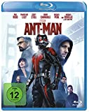 Ant-Man Blu-ray DVD