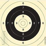 250 Schießscheiben Sportpistole Präzision BDS