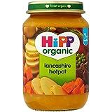 Hipp biologique Lancashire Hotpot 7mois + (190g) -
