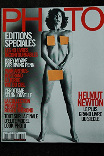 PHOTO 363 ETERNELLES JONVELLE EROTISME HELMUT NEWTON COLLECTION PRIVEE R.THEROND par Les Trésors d Emmanuelle