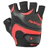 Best Harbinger Gloves Gyms - Harbinger Men's Flex Fit Weightlifting Gloves, Black, Medium Review