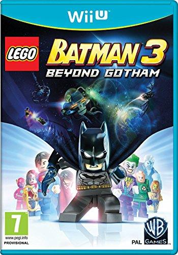 LEGO BATMAN 3 BEYOND GOTHAM WII U MIX (Batman-videospiel Wii U)