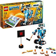 LEGO Boost Creative Toolbox 17101 Fun Robot Building Set and Educational Coding Kit for Kids, Award-Winning ST