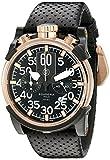 CT Scuderia pour homme Cs10102Touring Affichage analogique Swiss Quartz Noir montre