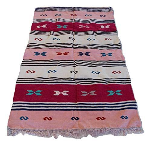 Etnico Arredo 1402191321 Kilim Maroc Berbero Sahara Arabo Tapis