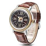 Time100W60011m.01a–Orologio, cinturino in pelle colore nero
