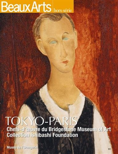 Tokyo-Paris : Chefs-d'oeuvre du Bridgestone Museum of Art, collection Ishibashi Foundation