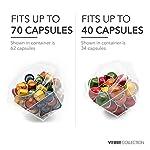 Capsule-porta-capsule-Nespresso-Vertuoline-Hexagon-plexiglass-trasparente-dispenser-salvaspazio-per-macchine-Nespresso-e-Keurig-k-cups-40-capsule