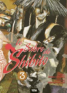 Le Sabre de Shibito Edition simple Tome 3