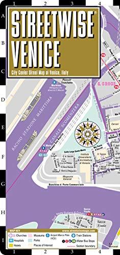 Venise (Michelin Streetwise Maps)