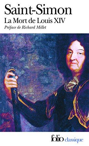 La Mort De Louis XIV (Folio (Gallimard))