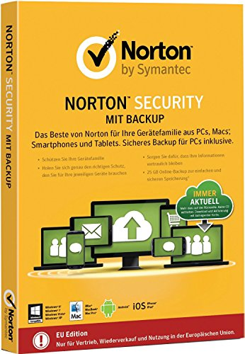 Norton Security mit Backup - 10 Geräte