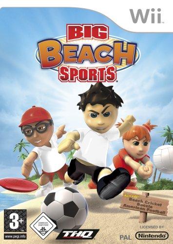 Big Beach Sports (Wii-big Beach Sports)