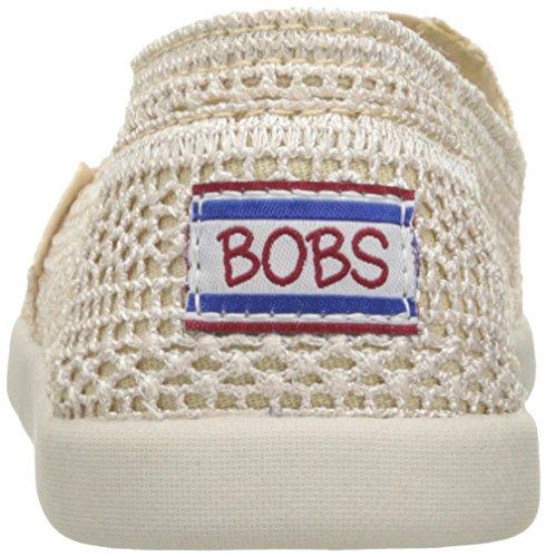 Skechers Bobs World-Dream Catcher, Chaussures Femme, Blanc/Multicolore Naturel