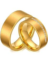 Suchergebnis auf Amazon für DAESAR Ringe Herren Schmuck