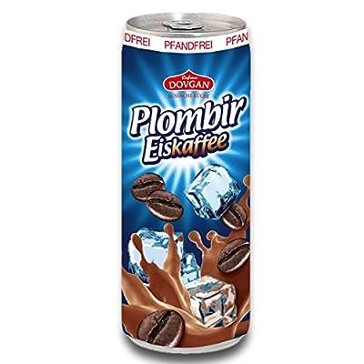 Plombir Eiskaffe von Dovgan, 24er Pack