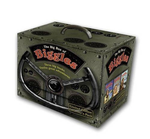 Big Box of Biggles by W. E. Johns (2010-09-01)