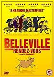 Belleville Rendez-vous [DVD]