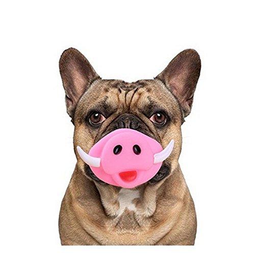 nny Hund kauen Spielzeug mit Quietschen Sound, Neuheit Teddy Puppy Pet Spielzeug Halloween Geschenk ()