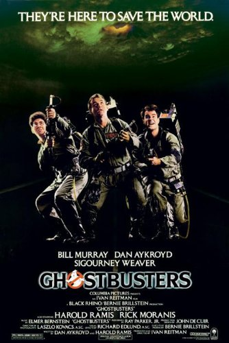 Ghostbusters One Sheet Große Film Film Poster – 61 x 91,5 cm
