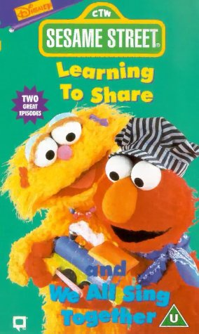 sesame-street-learning-to-share-we-all-sing-together-vhs