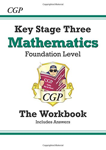 KS3 Maths Workbook (with Answers) - Foundation: Workbook and Answers Multi-pack - Levels 3-6 Pt. 1 & 2