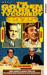 The Golden Years Of TV Comedy - 1975 (Porridge/Sykes/The Two Ronnies) [VHS]