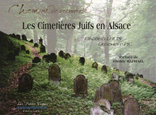 Les cimetières Juifs en Alsace