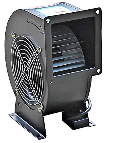Elektrischer Zentrifugalventilator, industrieller Gewerbe, Abluftgebläse, 700 m³/h, 230 V, Inline-Kanal Belüftung, Klimaanlage