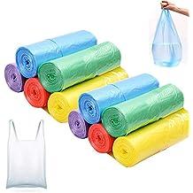 Debon manejar grandes bolsas de basura forid Colorful claro Extra fuerte Ideal para sala estar oficina