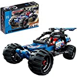 Wishkey Off-Roader Racer Pullback Technic Car 160 Pcs Building Block Set