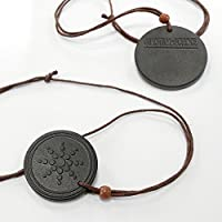 CROWNSTARQI Scalar Energy EMF Protection Anti Radiation Pendant Negative ions for pendant necklace