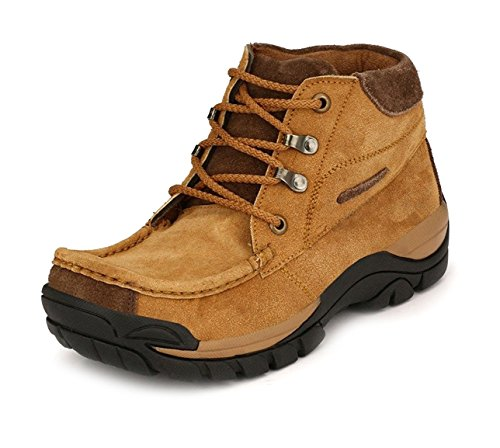 Knoos Men's WOODLAND OUTDOOR Leather Boots