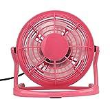 CAOQAO Mini Type De Tableau Ventilateur USB Ventilateur, RéGlable Ventilateur...