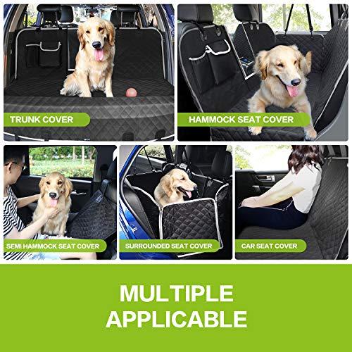 Zoom IMG-2 pecute coprisedile per cani posteriore