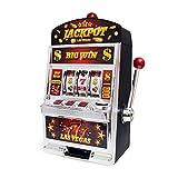 balviSpielLasVegasEinarmigerBanditDoppelfunktion:GlücksspielundPiggyBankBatterien:2xAANichtimLieferumfangenthaltenPlastik37cm