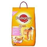 Pedigree Puppy Dog Food Chicken & Milk, 6 kg Pack