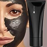 Masque noir, Black Forest Spa masque nettoyant nettoyage en profondeur l'acné comédons décapant décoller masque