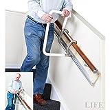 Montascale non motorizzato per anziani StairLife