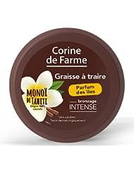 Corine de Farme Graisse à Traire Bronzage Intense Parfum des Iles 150 ml