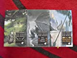 Der Herr der Ringe Die Bände 1 - 3 komplett als Hardcoverausgabe von Klett-Cotta: Die Gefährten, Die zwei Türme, Die Wiederkehr des Königs - J.R.R. Tolkien
