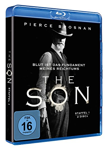Staffel 1 (exklusiv bei Amazon.de) [Blu-ray]