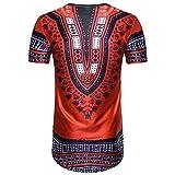T-Shirt Africain, Malloom Chemis...