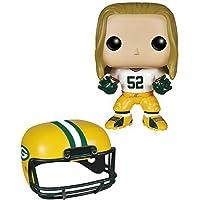 Funko 4548 Pop! Vinylfigur: NFL: Clay Matthews (Packers)