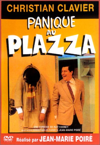 Bild von Panique au Plazza [FR Import]